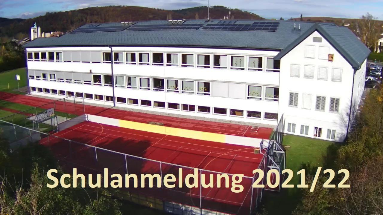 Schulgebäude SMS Gars - Copyright SMS Gars