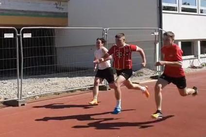 Leichtathletik - Copyright SMS Gars